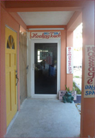 Entrance to Healing Touch Day Spa